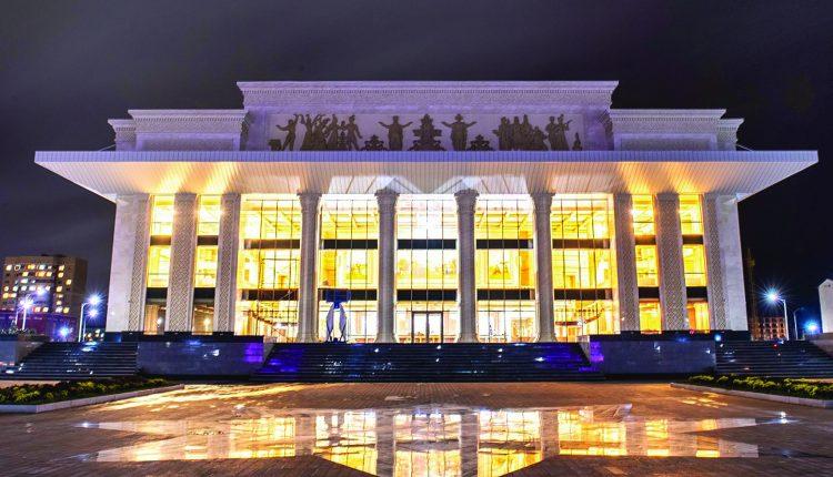Талдықорған театрына  жаңа ғимарат берілді