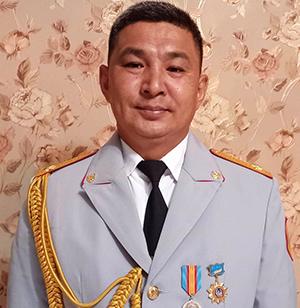 Қайнар Оңғарбаев