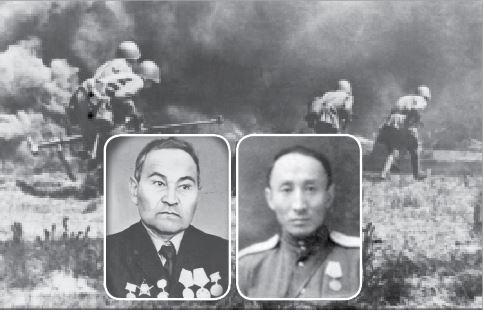 Ағайынды  Шалдыбаевтар