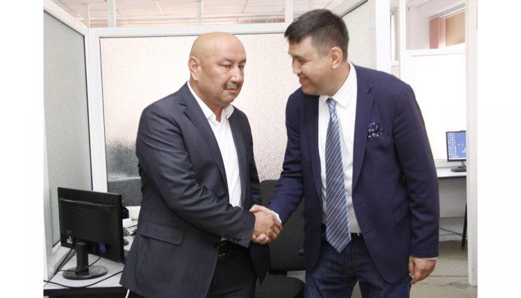 Паттеев  Шәмшидин  Әшенқожаұлы «Қазақ газеттері» ЖШС-ның бас директоры болып тағайындалды