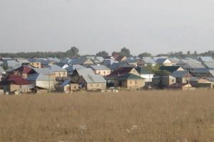 Жаңа Шамалған  ауылы ажарланып келеді