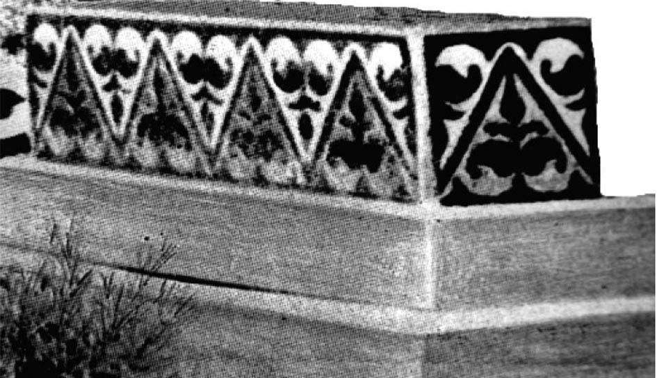 «Өсімдік» үлгілерін «тұмаршаға» алып өркениетті болған ұрпақтың аруаққа деген тілегін бейнелеген