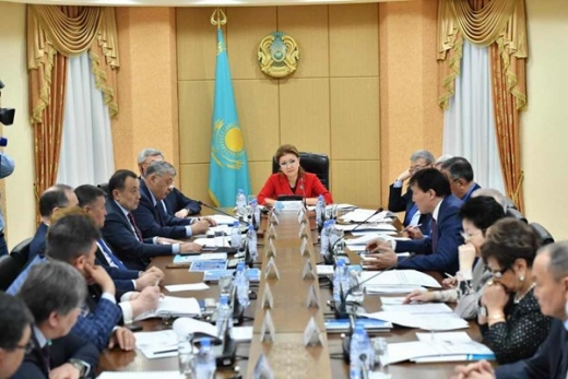 Д.Назарбаева: Сыбайлас жемқорлықпен күрес «елестермен күреске» айналып кетпесін