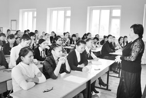 «Қыздар мектебінің» ғибраты
