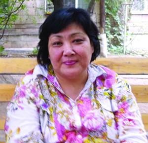 Алма Шерханқызы