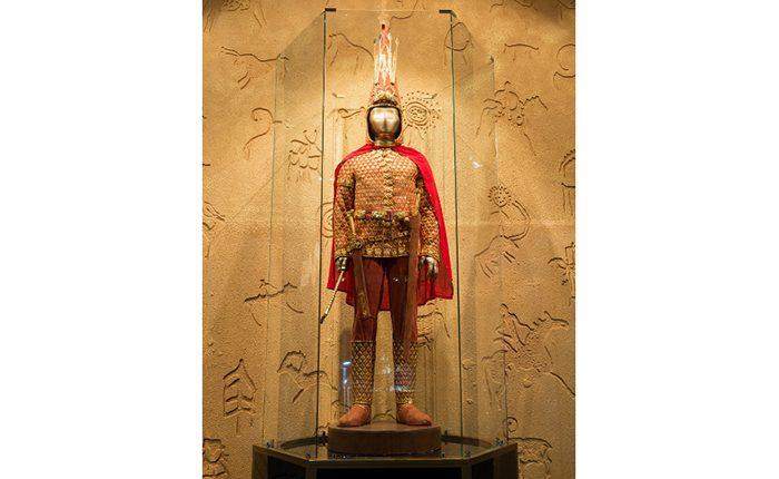 Әлем музейлеріндегі «Алтын адам»
