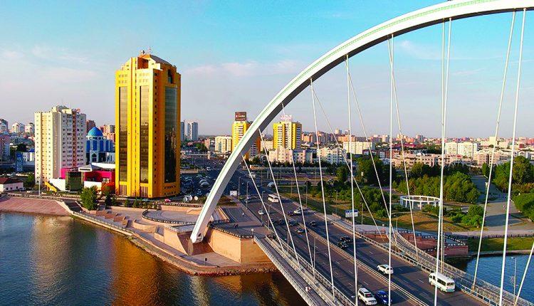 Астана – рух ордасы