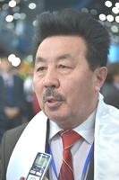 Халықаралық  «Қазақ тілі» қоғамының вице-президенті  Орал Шәріпбаев: