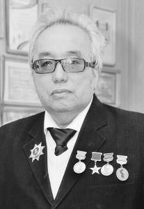 Kenzhagalyev