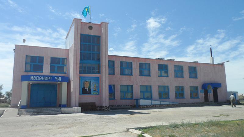 Қайыңды ауылдық округінің кеңсесі және Мәдениет үйі