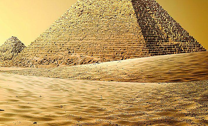 Пирамидалардың құпиясы көп
