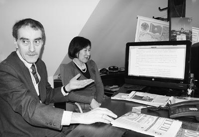 Хенрик Янковски және Гүлайхан Ақтау