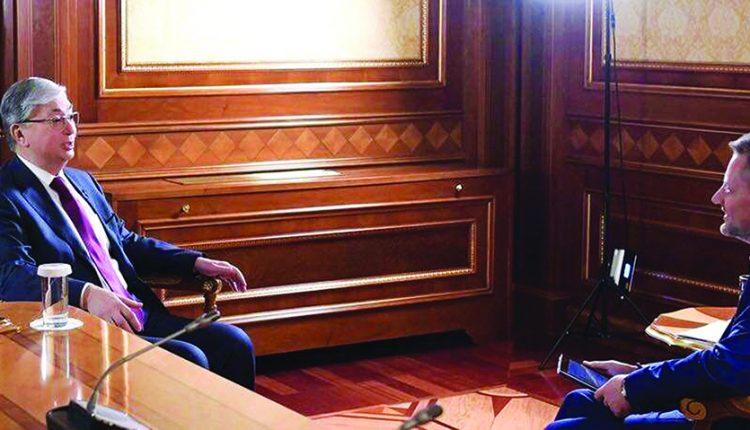 Қазақстан Президенті Қасым-Жомарт ТОҚАЕВ: КЕПІЛСІЗ НЕСИЕ  КЕШІРІЛЕДІ