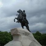 bronze-horsema