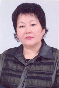 Салтанат ІЗТІЛЕУОВА,  филология ғылымының докторы