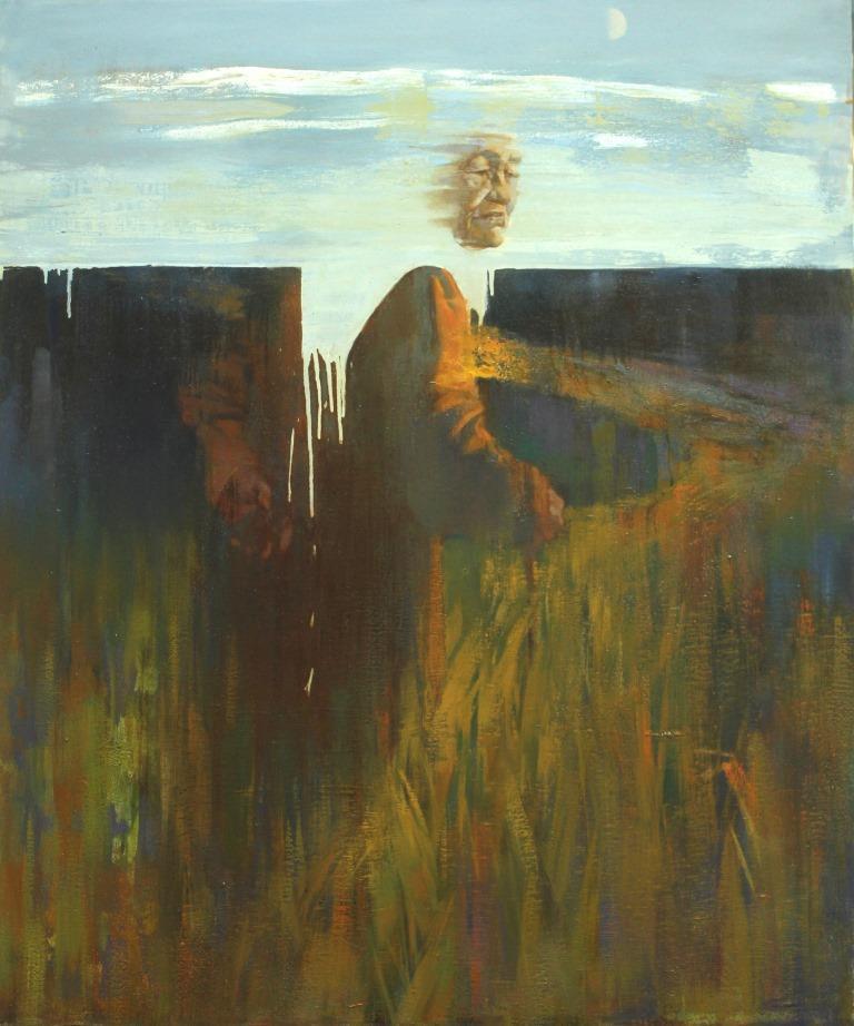 Алмас Орақбайдың «Жұрт» атты көрмесі өтуде
