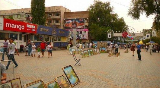 Алматының кейбір көшелерінде автокөлікпен жүруге тыйым салынады